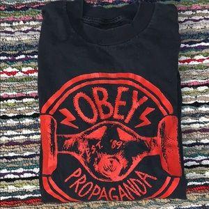 🔥😎 Obey Propaganda Skater T Shirt